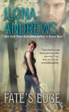 top paranormal romance novel, fates edge, ilona andrews