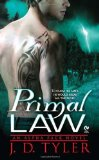 best paranormal romance, primal law, jd tyler