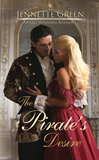 regency romance novel, historical love story, the pirate's desire