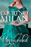 historical romantic book, unraveled, courtney milan
